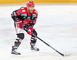 13.12.2015, Tiroler Wasserkraft Arena, Innsbruck, AUT, EBEL, HC TWK Innsbruck die Haie vs HC Orli Znojmo, 30. Runde, im Bild Dave Liffiton (HC TWK Innsbruck  Die Haie) // during the Erste Bank Icehockey League 30th round match between HC TWK Innsbruck  die Haie and HC Orli Znojmo at the Tiroler Wasserkraft Arena in Innsbruck, Austria on 2015/12/13. EXPA Pictures © 2015, PhotoCredit: EXPA/ Jakob Gruber