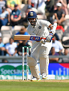Ajinkya Rahane of India during the 4th day of the 4th SpecSavers International Test Match 2018 match between England and India at the Ageas Bowl, Southampton, United Kingdom on 2 September 2018.
