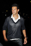 29.JULY.2009 - LONDON<br /> <br /> CHELSEA FOOTBALLER MICHAEL BALLACK LEAVING JALOUSE CLUB, MAYFAIR.<br /> <br /> BYLINE: EDBIMAGEARCHIVE.COM<br /> <br /> *THIS IMAGE IS STRICTLY FOR UK NEWSPAPERS & MAGAZINES ONLY*<br /> *FOR WORLDWIDE SALES & WEB USE PLEASE CONTACT EDBIMAGEARCHIVE - 0208 954 5968*