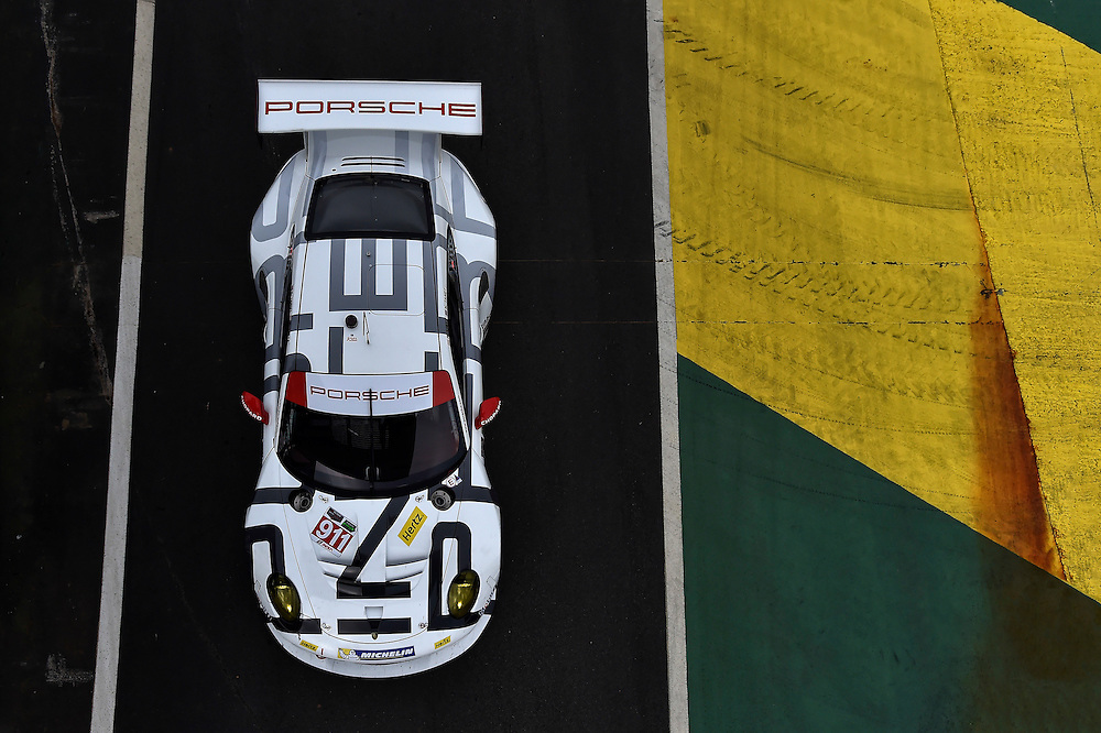 22-24 August 2014, Alton, Virginia USA<br /> 911, Porsche, 911 RSR, GTLM, Nick Tandy, Richard Lietz<br /> &copy;2014, Scott R LePage <br /> LAT Photo USA