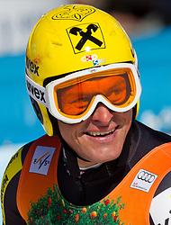 KOSTELIC Ivicaof Croatia during 2nd Run of 8th Men's Giant Slalom - Pokal Vitranc 2012 of FIS Alpine Ski World Cup 2011/2012, on March 10, 2012 in Vitranc, Kranjska Gora, Slovenia.  (Photo By Vid Ponikvar / Sportida.com)
