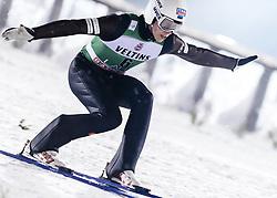 February 8, 2019 - Lahti, Finland - Martti Nõmme competes during FIS Ski Jumping World Cup Large Hill Individual Qualification at Lahti Ski Games in Lahti, Finland on 8 February 2019. (Credit Image: © Antti Yrjonen/NurPhoto via ZUMA Press)