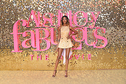 © Licensed to London News Pictures. 29/06/2016. Guests including  KATE MOSS, EMMA BUNTON, DAISY LOWE, CARA DELEVINGE, KYLIE MINOGUE, ALISHA DIXON, JERRY HALL, JOURDAN DUNN,  LILY COLE, SUKI WATERHOUSE and LARA STONE attend the ABSOLUTELY FABULOUS world film premiere.<br />