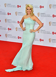 Holly Willoughby arriving for the Virgin TV British Academy Television Awards 2017 held at Festival Hall at Southbank Centre, London. PRESS ASSOCIATION Photo. Picture date: Sunday May 14, 2017. See PA story SHOWBIZ Bafta. Photo credit should read: Matt Crossick/PA Wire