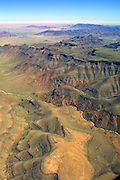 NAMIBIA..Flying over the Rantberge in a small plane by COMAV..(Photo by Heimo Aga)