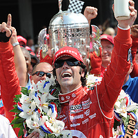 2010 INDYCAR RACING INDIANAPOLIS 500