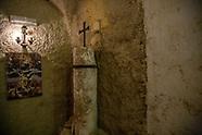 La Cripta della Parrocchia S. Agnese ai Danisinni