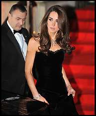 William and Kate at the Sun Military Awards