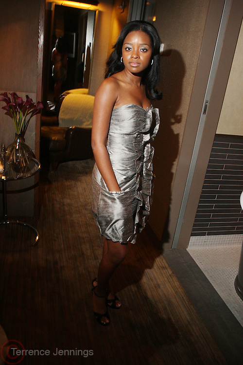 Tamika Mallory at Rev. Al Sharpton's 55th Birthday Celebration and his Salute to Women on Distinction held at The Penthouse of the Soho Grand on October 6, 2009 in New York City