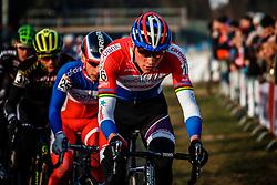 VAN DER POEL Mathieu (NED) during the Men Elite race, UCI Cyclo-cross World Cup #8 at Hoogerheide, Noord-Brabant, The Netherlands, 22 January 2017. Photo by Pim Nijland / PelotonPhotos.com | All photos usage must carry mandatory copyright credit (Peloton Photos | Pim Nijland)