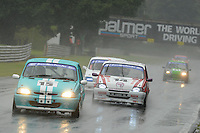 #15 Daren Angood Rover 100 GTI during the MGCC Drayton Manor Park MG Metro Cup at Oulton Park, Little Budworth, Cheshire, United Kingdom. September 03 2016. World Copyright Peter Taylor/PSP.