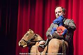 2015 Guerre et Paix par Loup bleu - Festival de Casteliers 2015