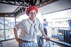 Francisco Martins Bastos Sobrinho, jurado do Freio na abertura oficial da A 38ª Expointer, que ocorrerá entre 29 de agosto e 06 de setembro de 2015 no Parque de Exposições Assis Brasil, em Esteio. FOTO: Jefferson Bernardes/ Agência Preview
