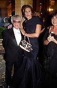 Bernie and Slavika Ecclestone, Crillon 2004 Debutante Ball. Crillon Hotel. Paris. 26 November 2004. ONE TIME USE ONLY - DO NOT ARCHIVE  © Copyright Photograph by Dafydd Jones 66 Stockwell Park Rd. London SW9 0DA Tel 020 7733 0108 www.dafjones.com