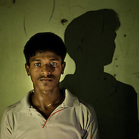 Mohammad Saiful Islam, worked as a volunteer during the collapse. On the morning of the incident, he was riding his bike to work at a car garage opposite of the Savar Fire Service station. When he heard the sirens going office at the station, he followed the fire trucks to the collapse site.<br /> <br /> Saiful jumped into action upon seeing the victims in their exposed, vulnerable state, trapped in the rubble. He was compelled to come to their rescue despite not knowing about how to properly save people. <br /> During his rescue work Saiful made an interesting observation about the rescue efforts, &quot;I realized there were many people who were helping to rescue the people who were alive and stuck. But only a few volunteers were rescuing the dead bodies inside so that the relatives of those people could get their loved one's dead body for their mental peace. Dead bodies were being retrieved at the end of all the operations.&quot;