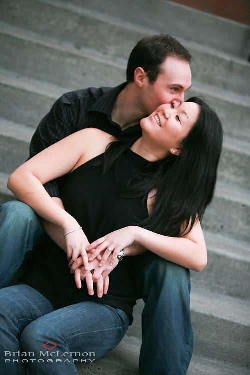 Cydelle & Levi Engagement Photos