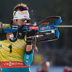 20161210: SLO, Biathlon - IBU Biathlon World Cup Pokljuka, Pursuit Men 12,5 km