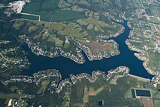 Lake Lotawana Aerials, September 17, 2010