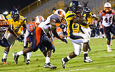 2012 A&T vs Morgan St. (ESPNU Thurs Night Game)
