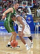 Olimpiadi Sydney 2000<br /> Italia - Lituania <br /> Nella foto: Carlton Myers