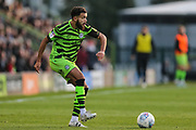 Forest Green Rovers Dominic Bernard(3) during the EFL Sky Bet League 2 match between Forest Green Rovers and Plymouth Argyle at the New Lawn, Forest Green, United Kingdom on 16 November 2019.