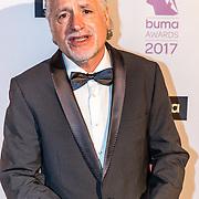 NLD/Hilversum//20170306 - uitreiking Buma Awards 2017, George Baker
