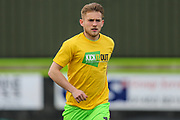 Forest Green Rovers George Williams(11) warming up during the EFL Sky Bet League 2 match between Forest Green Rovers and Macclesfield Town at the New Lawn, Forest Green, United Kingdom on 13 April 2019.
