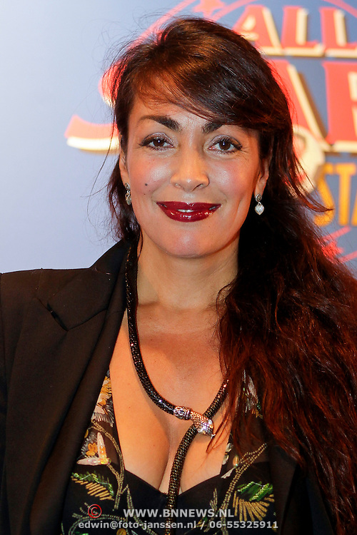 NLD/Amsterdam/20111010 - Premiere All Stars 2, Monique Klemann