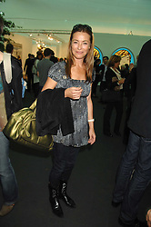 AMANDA DONOHOE at the opening of Frieze Art Fair 2007 held in regent's Park, London on 10th October 2007.<br />