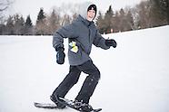 Silver Skate 2014-15 Snowshoe Race