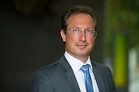 DEU, Deutschland, Germany, Berlin, 04.06.2018: Portrait von Stephan Thomae, stellvertretender Vorsitzender der FDP-Bundestagsfraktion.