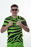 Forest Green Rovers Liam Kitching(20) during the official team photocall for Forest Green Rovers at the New Lawn, Forest Green, United Kingdom on 29 July 2019.