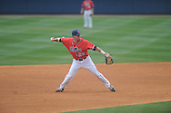 Ole Miss'  Andrew Mistone (25) vs. Lipscomb at Oxford-University Stadium in Oxford, Miss. on Sunday, March 10, 2013. Ole Miss won 9-8. The Rebels improve to 16-1.