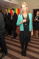 A party to promote the exclusive Puntacana Resort & Club - the Caribbean's Premier Golf & Beach Resort Destination, was held at The Groucho Club, 45 Dean Street London on 12th May 2010.<br /> <br /> Picture shows:-MARIELLA RYECART
