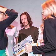 NLD/Amsterdam/20170914 - Lancering &C Me talent stage, Tom Maas & Thomas Waterreus, website, websiteperspresentatie