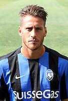 "Italian League Serie A -2015-2016 / <br /> ( Atalanta Bergamasca Calcio ) <br /> German Gustavo Denis "" German Denis """