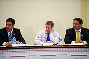 Rep. Jim Jordan (R-OH) during a press conference called Conversations with Conservatives in the Rayburn House Office Building on Capitol Hill. (Photo For The Dispatch by Pete Marovich)