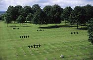France. la C ambe german military cemetery in  Normandy / France  la cambe     <br />   cimetière de guerre allemand  la cambe  France