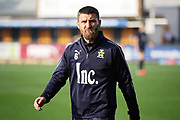 Cambridge United's Gary Deegan(6) before the EFL Sky Bet League 2 match between Cambridge United and Milton Keynes Dons at the Cambs Glass Stadium, Cambridge, England on 13 October 2018.