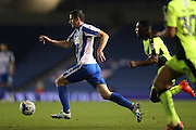 Brighton & Hove Albion winger Jamie Murphy (15) during the EFL Cup match between Brighton and Hove Albion and Reading at the American Express Community Stadium, Brighton and Hove, England on 20 September 2016.