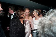 DONNA KARAN; JOELY RICHARDSON;  ELENA PERIMNOVA, Natalia Vodianova and Lucy Yeomans co-host The Love Ball London. The Roundhouse. Chalk Farm. 23 February 2010.  To raise funds for The Naked Heart Foundation, a children's charity set up by Vodianova in 2005.<br /> DONNA KARAN; JOELY RICHARDSON;  ELENA PERIMNOVA, Natalia Vodianova and Lucy Yeomans co-host The Love Ball London. The Roundhouse. Chalk Farm. 23 February 2010.  To raise funds for The Naked Heart Foundation, a childrenÕs charity set up by Vodianova in 2005.