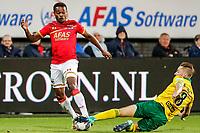 Alkmaar, 19-08-2017, AZ - ADO Den Haag, AZ speler Levi Garcia