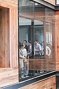 Visita de estudiantes chinos a centro de Innovaci&oacute;n.<br /> Enero 18 2017<br /> Patricio Valenzuela Hohmann