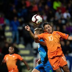 20191004: SLO, Football - UEFA Women's Euro 2021 qualifying Group A, Slovenia vs Netherlands