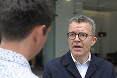 Tom Watson Deputy Labour leader,  London 9 July 2019