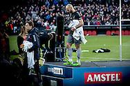 24-04-2016 VOETBAL: KNVB BEKERFINALE FEYENOORD-FC UTRECHT: ROTTERDAM <br /> Ruud Boymans van FC Utrecht teleurgesteld na afloop van de wedstrijd <br /> <br /> <br /> foto: Geert van Erven