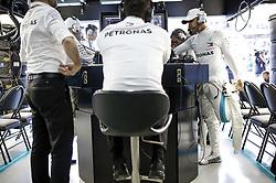 November 11, 2018 - Sao Paulo, Brazil - Motorsports: FIA Formula One World Championship 2018, Grand Prix of Brazil World Championship;2018;Grand Prix;Brazil ,  (Team, Mercedes AMG Petronas) (Credit Image: © Hoch Zwei via ZUMA Wire)