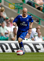 Photo: Jed Wee.<br /> Glasgow Celtic v Everton. Pre Season Friendly. 23/07/2006.<br /> <br /> Everton's new signing Andy Johnson.