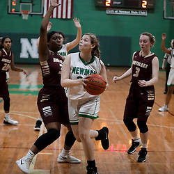 01-18-2019 Northlake at Newman - Girls Basketball