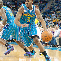 MEMPHIS GRIZZLES VS NEW ORLEANS HORNETS 10.09.2010